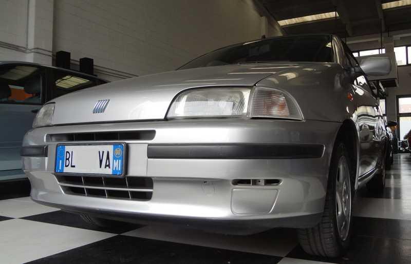 Fiat Punto Cabrio